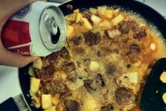 This easy Beef and Ale recipe, is a family favorite, great hearty dish, leaving you wanting more.