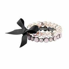 Simply Vera Vera Wang Multistrand Stretch Bracelet #kohls