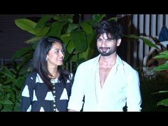 Mira Rajput arrives at Shahid Kapoor's house in Mumbai - EXCLUSIVE