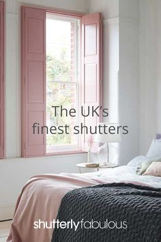 Browse our range of wood shutters. Book a free appointment with your local shutter expert and save a staggering 25% off all orders!
