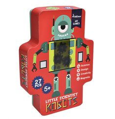 Magnetic Robot Creation Game with Moving Parts Create Your Own Robot, Gender Neutral Toys, Robot Images, Steam Toys, Robot Parts, Interactive Board, Steam Activities, You Lost Me, Game Art