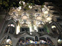 Gaudi's Casa Batllo' in Barcelona @TasteLiveGo