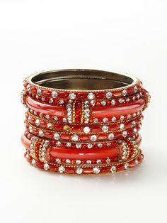 Bangles & Bracelets Feat. Chamak by Priya Kakkar at Gilt $60