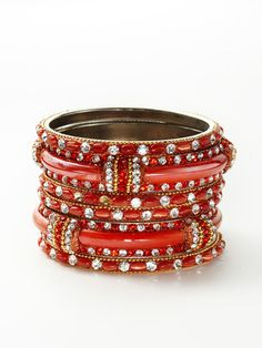 Bangles & Bracelets Feat. Chamak by Priya Kakkar at Gilt $60