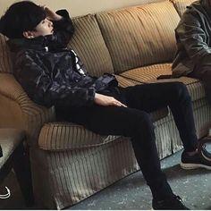 Read 6 from the story bad boy; min yoongi by chim_girl (nik) with reads. Jimin and i are sitting on the bed, in my room. Daegu, Bts Bangtan Boy, Bts Boys, Jimin, Suga Suga, Bts Taehyung, Seokjin, Namjoon, Hoseok