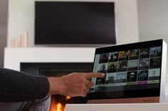 Nativ Vita Music Player with Touchscreen Delivers a High-Res Music System
