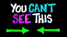 ❝ Ilusiones ópticas [VÍDEO] ❞ ↪ Vía: Entretenimiento y Tecnología en proZesa