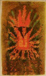 Kreivin aikaan / Just at the right time Satu Peura Modernit ryijyt - Ryijypalvelu RP Oy Rya Rug, Rugs, Painting, Art, Farmhouse Rugs, Art Background, Painting Art, Kunst, Paintings