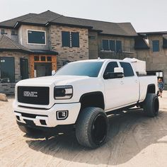 GMC : Sierra 2500 DENALI | Trucks | Trucks, Chevy trucks ...