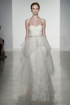Christos Wedding Dresses - Fall 2014 Bridal Collection | Junebug Weddings