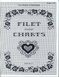 26 Best Filet Crochet Name Images In 2019 Crochet Edgings Crochet