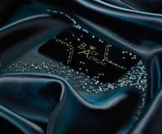 At an eye-watering price tag of $1,500, this is sure to impress. The invitation only business cards created by UK based Black Astrum (who specialise in diamond products for ultra high net worth individuals are an enterprising foray into the supreme luxury market.