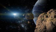 """Un asteroide gigante pasará hoy muy """"cerca"""" de la Tierra"""