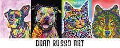 Dean Russo Animal Art