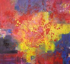 Painting, Art, Modern Paintings, Canvas Frame, Idea Paint, Abstract, Canvas, Art Production, Art Background