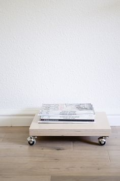 Our plywood on wheels is made from natural birch plywood to match the other furniture in this range. Its compact size makes it the ideal storage solution for small items such as books or magazines,…