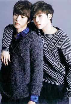 Kim Sung Gyu & Lee Sung Yeol / INFINITE