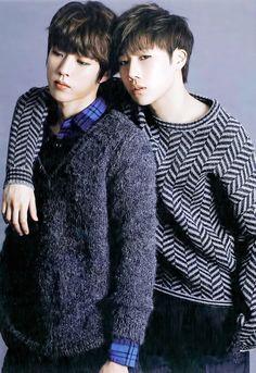 Kim Sung Gyu & Lee Sung Yeol / INFINITE