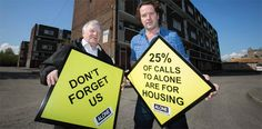 Campaign calls for housing for older people Campaign, People, People Illustration, Folk