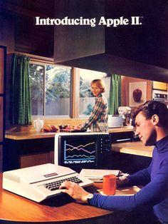 Apple II fue la primera serie de microcomputadores de producción masiva hecha por la empresa Apple Computer entre finales de los años 1970 y mediados de los años 1980.