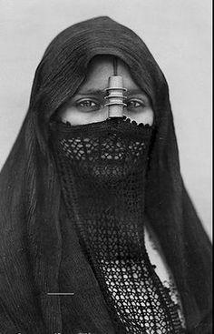 Egyptian women 1923
