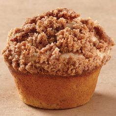 Cinnamon Swirl Muffins with Streusel Easy Bread Recipes, Muffin Recipes, Baking Recipes, Quick Bread, Baking Ideas, Yummy Recipes, Köstliche Desserts, Delicious Desserts, Cinnamon Streusel Muffins
