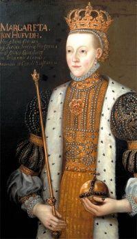 1400-luku, Ruotsi, Maalaus, Kuningattaret