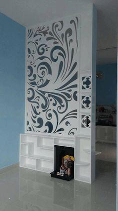 Living Room Partition Design, Living Room Tv Unit Designs, Room Partition Designs, Tv Wall Design, Ceiling Design, House Outer Design, House Front Design, Window Glass Design, Cnc Cutting Design