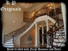 K P Originals - Artistic Blacksmith  An artistic Blacksmith shop located in Southern Louisiana. We make traditional forgings and use Sinker Cypress wood found in the bayous of South Louisiana that is 100 to 200 years old.