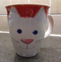 DUNOON MUG COPYCATS MUG BY KATE MAWDSLEY~ UNUSED SCOTTISH STONEWARE COPY CATS   eBay