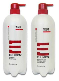Goldwell Elumen Wash and Treat Duo 338 oz -- Be sure to check out this awesome product.(This is an Amazon affiliate link and I receive a commission for the sales)
