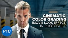 In this video tutorial, I will show you how to apply the movie look effect to your photographs using cinematic color grading techniques in Photoshop. There are so many good tips on this video. Photoshop Tutorials Youtube, Photoshop Video, Cool Photoshop, Photoshop Effects, Photoshop Actions, Text Effects, Lightroom, Advanced Photoshop, Photoshop Design