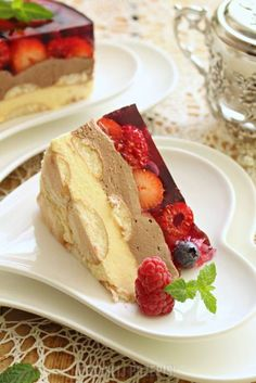 Sweets Cake, Cookie Desserts, Sweet Desserts, Cake Recipes, Dessert Recipes, Coconut Custard, Tasty, Yummy Food, Polish Recipes
