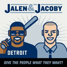 Jalen Rose and David Jacoby give the people what they want, breaking down the latest in sports and pop culture as only they can.