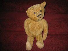 11. 'Oscar' Antique American Teddy Bear
