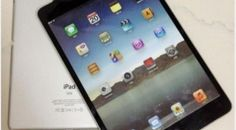 Le prochain iPad mini disposerait d'un écran Retina