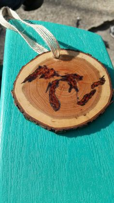 Our lakes are great. Check out this item in my Etsy shop https://www.etsy.com/listing/209455120/great-lakes-ornament-woodburned