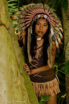 Indian woman (Suriname)