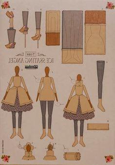 Mimin Dolls: Tilda Winter