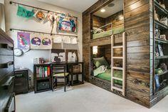 #bunkbed #bunkroom #kidsbedroominspiration #kidsbedroomdecor #kidsbedrooms #kidsbed #kidsbedroomideas #onekindesign