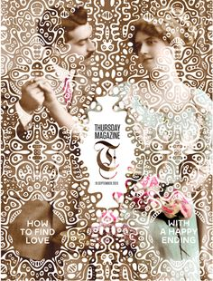 Thursday Magazine Covers 2 by Adonis Durado, via Behance