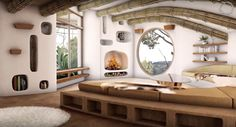 Amazing low-cost, off-grid Lifehaus homes are made from recycled materials