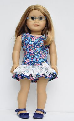 American Girl doll clothes dress shoes by OneGirlsDream on Etsy