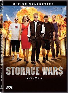 STORAGE WARS VOL 4