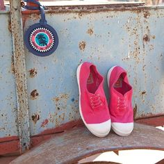 Think pink !  #summer #pink #travel #tennis #bensimon