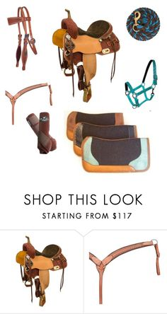 """""""Horse tack"""" by willowgw ❤ liked on Polyvore featuring beauty"""