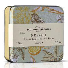 Neorli Soap In A Tin #packaging #design
