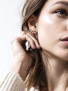 Tiger - Earrings