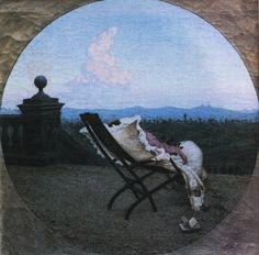 Angelo Morbelli, Crepuscolo