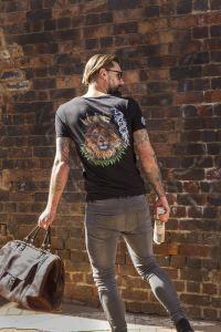 Charlatan Deity Lion of Zion Spring Summer 2016, Deities, Lion, Mens Tops, Cotton, T Shirt, Collection, Fashion, Leon